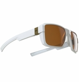 Under Armour Recon Glasses - Crystal Clear White/ Brown Multiflection