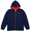 Under Armour Rival Cotton Yth. Full Zip Hoody