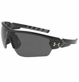 Under Armour Rival Shiny Multiflection Sunglasses - Black
