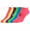 Under Armour Solid Women's No Show Socks - 6 Pack