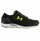 Under Armour SpeedForm Gemini Men's Training Shoes - Black/White/Yellow