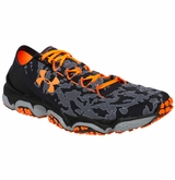 Under Armour SpeedForm XC Men's Training Shoe - Black/Blaze Orange