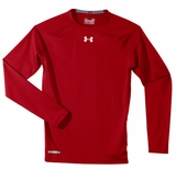 Under Armour Sr. HeatGear� Sonic Compression Long Sleeve Tee
