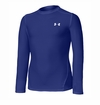 Under Armour Yth. HeatGear� Fitted Long Sleeve Tee II