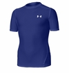 Under Armour Yth. HeatGear� Fitted Short Sleeve Tee II