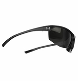Under Armour Zone 2.0 Storm Black/Gray Sunglasses - Polarized