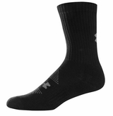 UnderArmour HeatGear Charged Crew Socks - 2 Pack