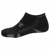 UnderArmour HeatGear Yth. Training No Show Socks - 4 Pack
