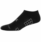 UnderArmour HeatGear3 No Show Socks - 2 Pack