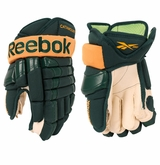 University of Vermont Catamounts Reebok Pro Stock Hockey Gloves