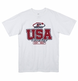 USA Hockey Graphic Sr. Short Sleeve Shirt