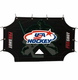 USA Hockey Shooting Target Accushot 60""