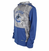 Vancouver Canucks Reebok Center Ice TNT Sr. Full Zip Hoody