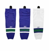 Vancouver Canucks Reebok Edge SX100 Adult Hockey Socks