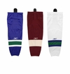 Vancouver Canucks Reebok Edge SX100 Intermediate Hockey Socks