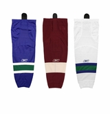 Vancouver Canucks Reebok Edge SX100 Junior Hockey Socks