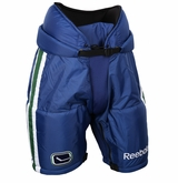Vancouver Canucks Reebok Pro Stock 7000 Hockey Pant