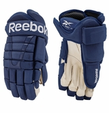 Vancouver Canucks Reebok Pro Stock HG95 Hockey Gloves