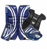 Vaughn Velocity V5 Jr. Street Goalie Equipment Combo