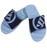 Warrior Adonis Slide Sandals - Blue/Navy