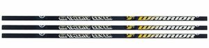 Warrior AK Twenty Seven Grip Standard Jr. Hockey Shaft - 3 Pack