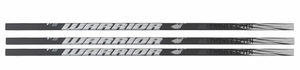 Warrior AK27 Grip Standard Jr. Hockey Shaft - 3 Pack