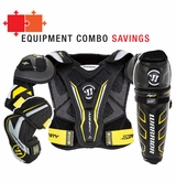 Warrior Dynasty AX LT Sr. Protective Equipment Combo