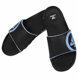 Warrior Burn Slide Sandals - Black/Blue '13 Model