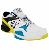 Warrior Bushido Tech-Life Training Shoes - White/Aqua