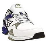 Warrior Bushido Tech-Life Training Shoes - White/Blue