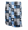 Warrior Caddy Madras Sr. Shorts