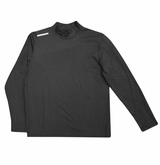 Warrior Cold Gear Mock Neck Sr. Long Sleeve Compression Shirt
