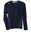 Warrior Compression Sr. Long Sleeve Crew