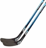 Warrior Covert DT3 Grip Jr. Hockey Stick - 2 Pack