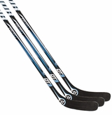 Warrior Covert DT3 Grip Pro Stock Hockey Stick - 3 Pack