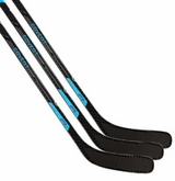 Warrior Covert DT3 LT Grip Sr. Hockey Stick - 3 Pack