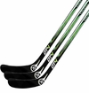 Warrior Covert DT4 Grip Sr. Hockey Stick - 3 Pack