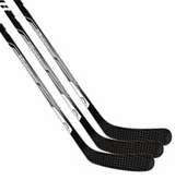 Warrior Covert DT4 LT Grip Sr. Hockey Stick - 3 Pack