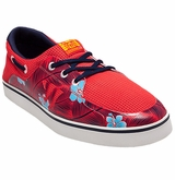 Warrior Coxswain LTD Shoes - Red Floral