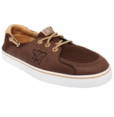 Warrior Coxswain Shoes - Brown