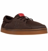 Warrior Coxswain Shoes - Brown/Gum Rubber