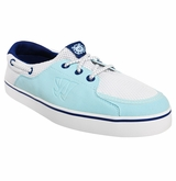 Warrior Coxswain Shoes - Carolina/White