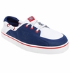 Warrior Coxswain Shoes USA - White/Blue/Red