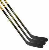 Warrior Diablo Clear Sr. Hockey Stick - 3 Pack