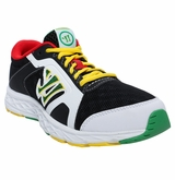 Warrior Dojo 2.0 Yth. Training Shoes - Rasta