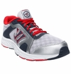 Warrior Dojo 2.0 Yth. Training Shoes - Silver/Blue