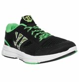 Warrior Dojo Adult Training Shoes - Black/Green - '12 Model
