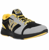 Warrior Dojo Adult Training Shoes - Black/Yellow - '12 Model