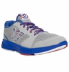 Warrior Dojo Adult Training Shoes - Gray/Blue - '12 Model