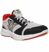 Warrior Dojo Men's Training Shoes - Red/Highlighter